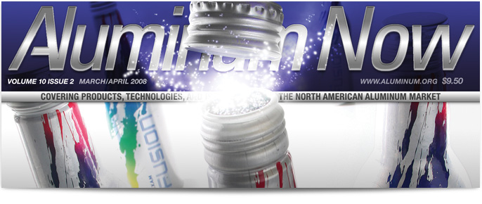 The Aluminum Association Aluminum Now magazine