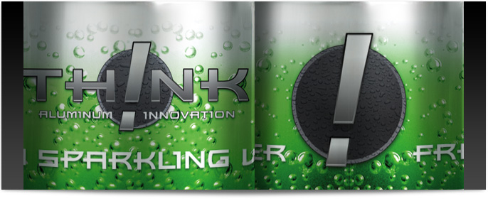 Think Aluminum Event Marketing Campaign
