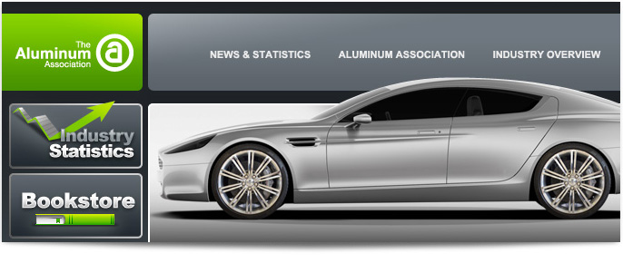 The Aluminum Association Website redesign